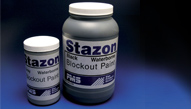 Stazon Blockout Paint